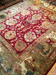 beautiful vintage agra mahal hand woven wool rug from throwsrugs uptown girl hand woven oriental rugs india