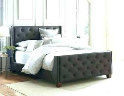 upholstered headboard and footboard king. Fine Footboard Headboard And Footboard King Sets  Nice Fabric For Upholstered Headboard And Footboard King