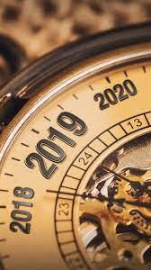 Free download New Year 2019 Clock 4k ...