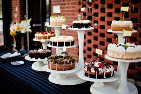 Cheesecake Display Stands