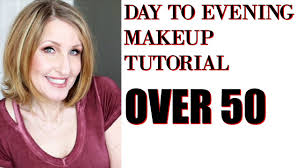 easy day to evening makeup over 50 you
