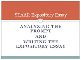 staar expository essay ppt video online  staar expository essay