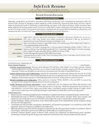 Systems Engineer Sample Resumes English 1a Student Essay 1 California State University