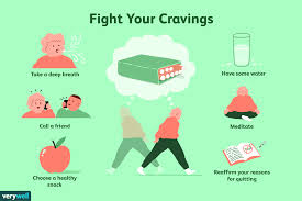 Stop Smoking Health Chart 10 Ways To Overcome Cigarette Cravings In 5 Minutes