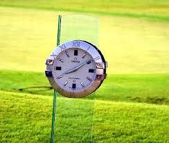 eagleton the golf resort the course clock
