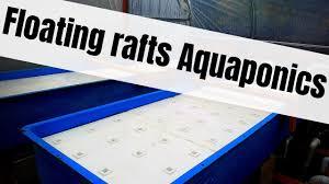 Floating Raft Aquaponics Design Aquaponic Floating Raft Grow Beds Hybrid Aquaponic System How To Cut Styrofoam