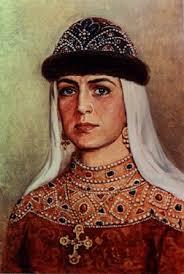 Исторический портрет княгини Ольги Княгиня Ольга исторический  Княгиня Ольга
