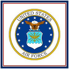 Air Force Insignia Chart Details About Us American Air Force Crest Insignia Emblem Counted Cross Stitch Chart Pattern