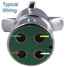 4 way round trailer wiring diagram wiring diagrams best how to wire 4 way round pin trailer wiring connector pk11409 4 pin trailer wiring diagram 4 way round trailer wiring diagram