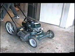 craftsman 5 5hp lawnmower carburetor clean & rebuild youtube  at Wiring Harness For 1998 Murray Mower 14 5hp