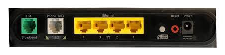 Frontier Modem Lights Arris Nvg448x Brand X Internet