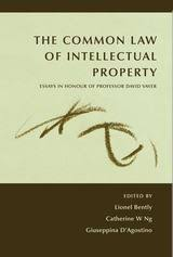 Common Law Essay The Common Law Of Intellectual Property Essays In Honour Of