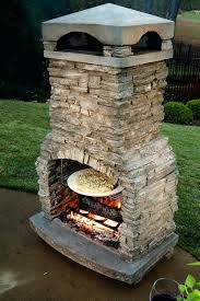 fireplace pizza outdoor