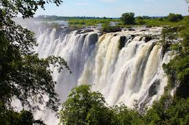 The noise of victoria falls can be heard from a. The Majestic Victoria Falls A Powerful Spectacle Of Water In By Anne Bonfert Without Borders Medium