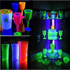 6w 30cm usb portable uv led black light 395 400nm fixtures lamp for bar party