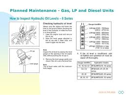 forklift planned maintenance by toyota lift of minnesota 34