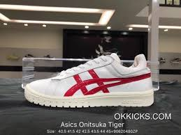 Asics Onitsuka Tiger Point Getter Lo Gel Ptg Asi2 Red White New Year Deals