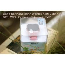 Đồng hồ thông minh Wonlex KT01 , camera , chịu nước IS67 - Đồng hồ thông  minh Nhãn hàng WONLEX