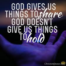 Christian Quotes About Giving
