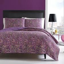 Leopard Bedroom Bedroom Amazing Revival Rainbow Leopard Full Comforter Set 100