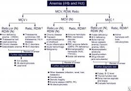 Blood Count Chart For Anemia Pediatric Acute Anemia Workup Approach Considerations