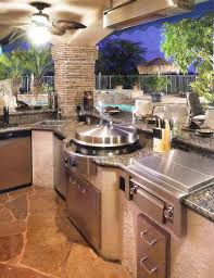 Outdoor Kitchen Designs 70 Awesomely Clever Ideas For Outdoor Kitchen Designs Backyards