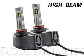High Beam Led Headlights For 2015 2017 Ford F 150 Pair