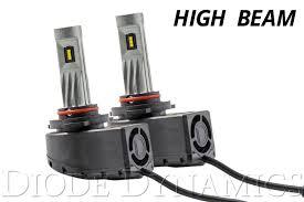 2011 F150 Light Bulb Chart High Beam Led Headlights For 2015 2017 Ford F 150 Pair