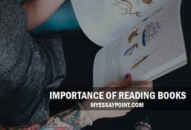 importance of reading books   essay and speech importance of reading books