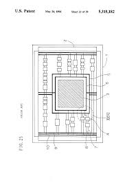 Patent US5315182 Semiconductor integrated circuit having annular.