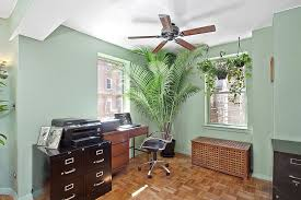green ideas for the office. Touch Of Tropical Goodness For The Traditional Home Office [Design: Manhatta Architecture] Green Ideas