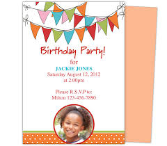 Birthday Invitation Template Printable Interesting Birthday Invitation Card Designs For Kids Thrive In Chaos