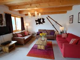 Swiss Chalet Decor Chalet With Own Private Sauna Luxury Traditional Wooden Swiss