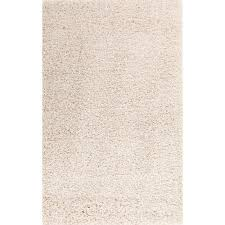 ultra thick cream rug