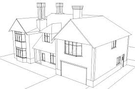 simple architectural sketches. Simple Home Sketch Architecture House Design Astounding Creative Study Room Fresh On . Architectural Sketches T