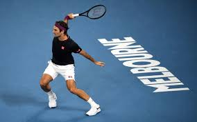 Marton Fucsovics vs Roger Federer, Australian Open 2020 ...