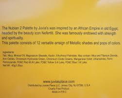 Juvias Place Nubian 2nd Edition Palette Review