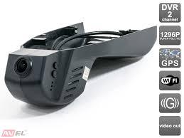Купить <b>Штатный двухканальный автомобильный Ultra</b> HD (1296P ...