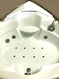 bathtub repair jetted corner bubble amp waterfall jacuzzi chicago whirlpool bath rep