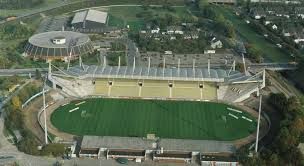 It is located only 550 yards from bayer leverkusen football stadium and. Bayarena A Stadium With A Long History Bayer04 De