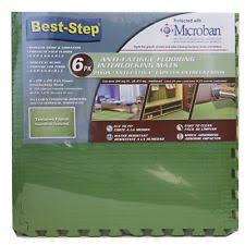 Best Step Interlocking fort Flooring 8pk 32 SQ FT Anit fatique