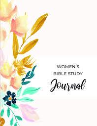 Bible Study Design Womens Bible Study Journal Christian Womens Bible Study
