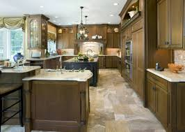 New Trends In Kitchens Latest Trends In Kitchens Kitchen Island Varnished Kitchen Island