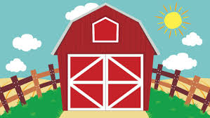 red barn doors clip art. barn door clipart clipartxtras red doors clip art l