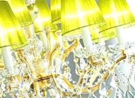 chandelier silk alpine polished nickel finish off white faux shade blue