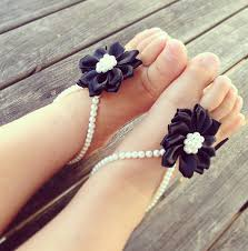 posts to barefoot sandals is a latest and sophisticated newborn baby accessory