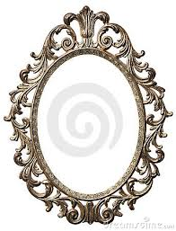 Fancy Hand Mirror Tattoo