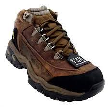 skechers work boots. skechers work energy - blue ridge steel toe boots mens brown h
