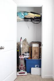 Building closet shelves Built To Ring In The New Year The Number One Todo On My Resolutions List Was To Get Our Closets Organized Starting With Exhibit A Blesser House Basic Diy Closet Shelving