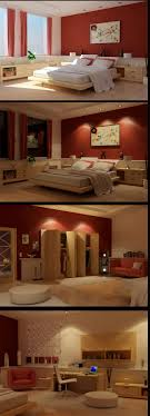 Red Bedroom Decorations Red Bedrooms